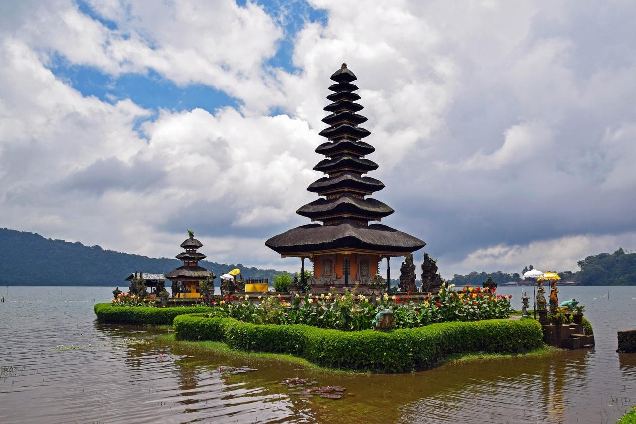 Templo de Ulun Danu Batur. Viloria Grandes Viajes