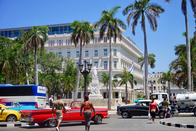 Hotel Manzana.  Antes, Manzana Gómez Mena. La Habana.