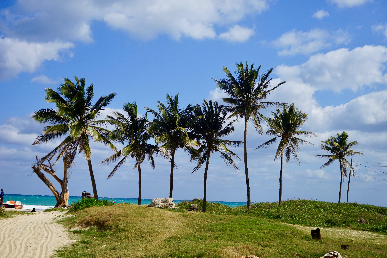 Playa de Guanabo.  La Habana del este.  La Habana.