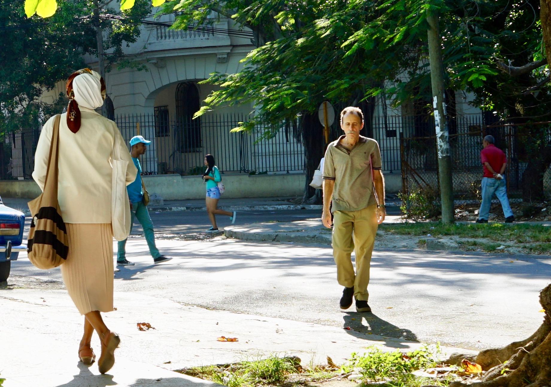 El Vedado.  La Habana.