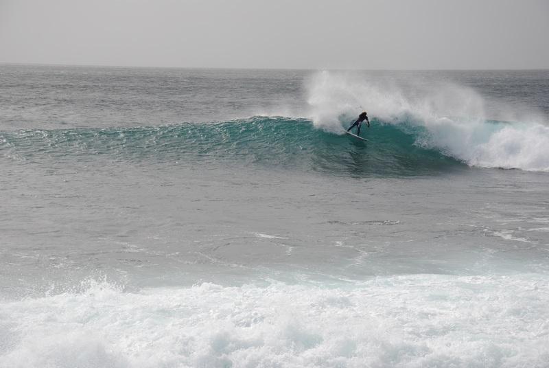 Los amantes de los deportes acuáticos adorarán el viaje a Cabo Verde