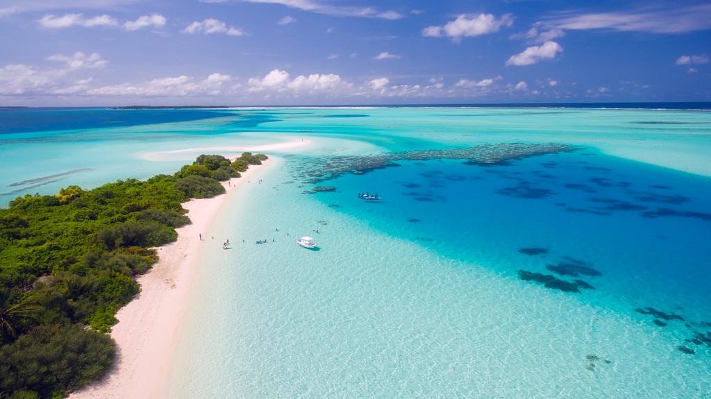 Maldivas, república del Paraíso
