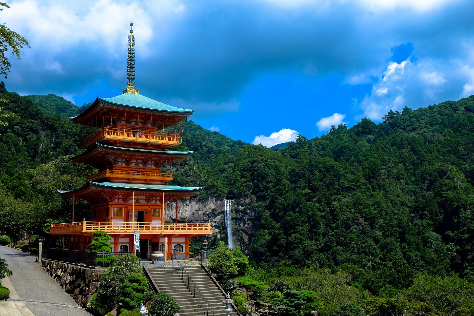 Luna de miel a Japón y Maldivas