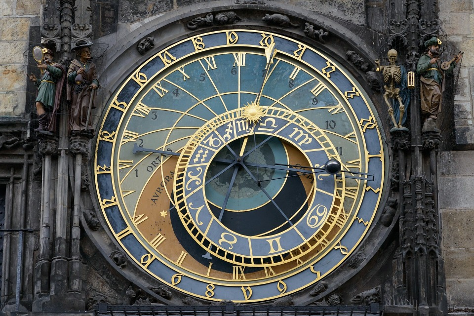 Praga.astronomical-clock-220128_960_720