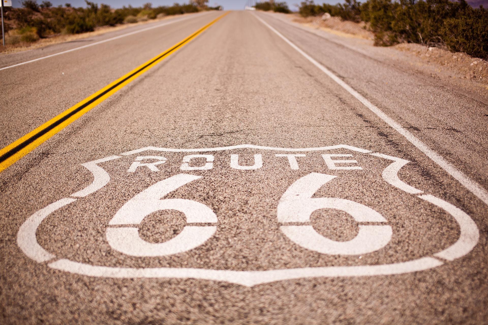 La Ruta 66