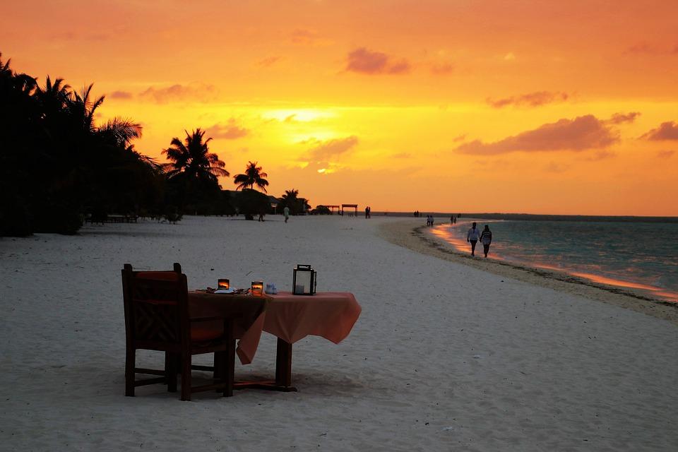 Maldivas. sunset-3226467_960_720